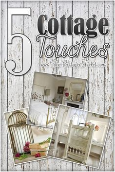 5 Cottage Touches