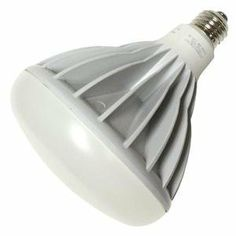 Sylvania 78810 18-Watt Ultra LED Bulb for BR40 Floodlight by Sylvania. $64.99. From the Manufacturer      Sylvania 78810 Ultra LED 18 watt replacement for 65 watt BR40 Floodlight                  Product Description      18 watt 120 volt BR40 Medium Screw (E26) Base 2,700K Frosted White Dimmable Reflector Flood Ultra LED Sylvania Light Bulb