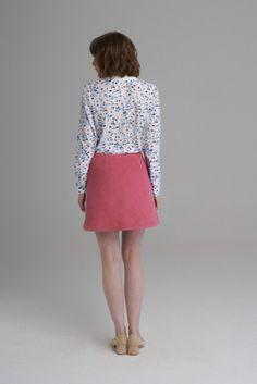 Anna Daubner Anna, Skirts, Fashion, Moda, Fashion Styles, Skirt, Fashion Illustrations, Gowns