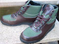 Mens Vasque Used Skywalk Hiking Trail Boots 13 #Vasque