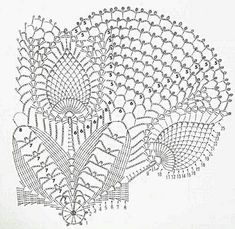 Only Crochet Patterns Archives - Beautiful Crochet Patterns and Knitting Patterns Filet Crochet, Débardeurs Au Crochet, Beau Crochet, Crochet Doily Diagram, Crochet Doily Patterns, Crochet Round, Crochet Chart, Crochet Home, Thread Crochet