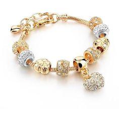 Pandora Style Love Bracelet