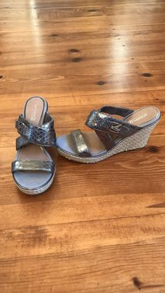 cc72aa4f5e Sperry Top Sider MARIS Wedge Sz 8.5  fashion  clothing  shoes  accessories   womensshoes  sandals (ebay link)