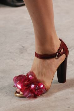 Nina Ricci Spring 2011 Ready-to-Wear Fashion Show Details