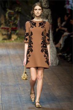 Abito Dolce e Gabbana anni 60