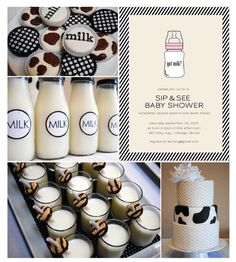 milk theme