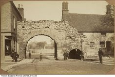 Historic England Archive Content Has Moved Historical Images, Newport, Lincoln, Mount Rushmore, Nostalgia, Arch, England, Mountains, Street