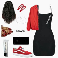 𝐅𝐎𝐋𝐋𝐎𝐖 𝐅𝐎𝐋𝐋𝐎𝐖 𝐅𝐎𝐑 𝐌𝐎𝐑𝐄 Dope Outfits 𝕊 𝕞𝕠𝕣𝕖 𝓅𝓇𝑒𝓉𝓉𝓎 Boujee Outfits, Baddie Outfits Casual, Swag Outfits For Girls, Teenage Girl Outfits, Cute Swag Outfits, Teen Fashion Outfits, Dope Outfits, Girly Outfits, Simple Outfits