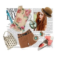 Untitled #225, created by lilianwhite on Polyvore featuring the Stella & Dot - Marchesa Studs