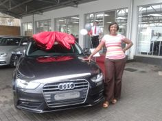 Congratulations Mrs Daisy Rakubu!