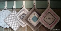 pretty potholders!