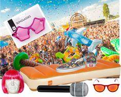 #Festival #gadgets de leukste complete lijst!  Wat neem je mee naar een festival?  #Checklist Lees verder http://trendbubbles.nl/festival-gadgets/