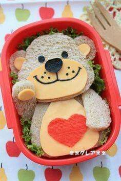funny food - creative food for young and old prepared creatively - Kreatives Essen - Cute Food, Good Food, Yummy Food, Bento Recipes, Baby Food Recipes, Food Tips, Food Hacks, Cooking Tips, Food Art For Kids