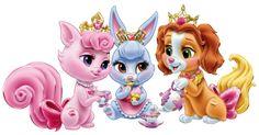 Images of the Palace Pets. Disney Wiki, Disney Frozen, Animals Images, Cute Animals, Princesa Ariel Da Disney, Cute Kawaii Backgrounds, Princess Palace Pets, Disney Princess Drawings, Creta