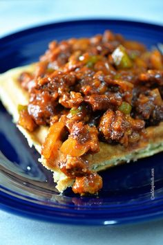 Sloppy Joes Recipe from addapinch.com