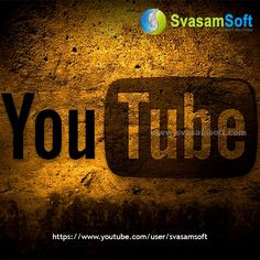 Do follow our Youtube channel and get informative videos in high definition