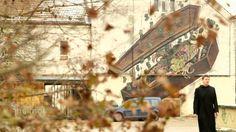 Graffiti trifft Klostermauern | Heimatrauschen | BR // Graffiti trifft Klostermauern. Internationale Streetart-Künstler gaben Nebengebäuden des Klosters St. Ottilien im Landkreis Landsberg am Lech einen neuen Anstrich. Mit dabei: der Münchner Graffitikünstler Mathias Köhler alias Loomit.
