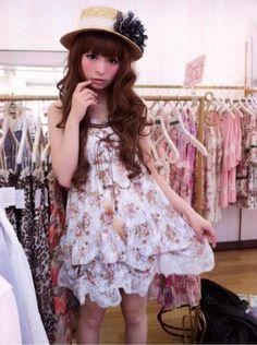 Kyary lookin adorable in Gyaru clothes ♡