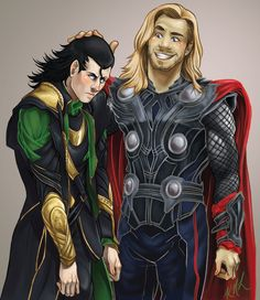 1000+ images about Avengers on Pinterest | Chibi, Thor and ...