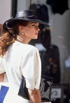 Julia Roberts - Pretty Woman, 1990 I've wanted that outfit since I was three i guess :)