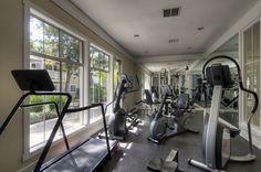 Gym at the Biltmore