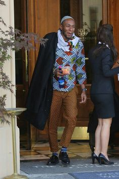 Mos Def #  African Style