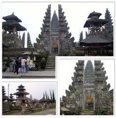 Ulun Danu Batur tempel (Pura Ulun Danu Batur) 2