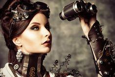 Steampunk by Luria-XXII.deviantart.com on @deviantART