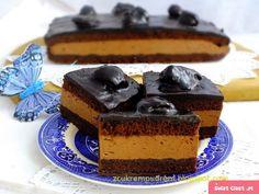 Ciasto czarna Inez