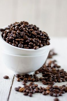 Love the smell of fresh roasted coffee beans...