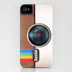 So want this instagram ihone case I'm in love with instagram