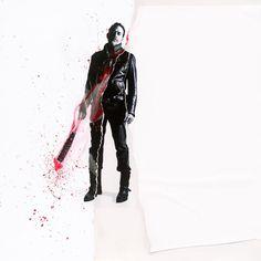 Negan in the season 7B promo