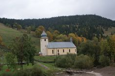 Church in Osturna