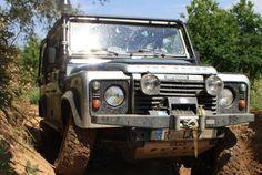 Land Rover Defender Umbauten von 4WARD4X4