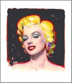 MM No. 9 Limited Edition Giclee on Paper