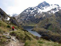 Unterwegs auf Neuseelands schönsten Wanderrouten