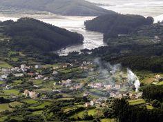 Spain, Galicia, A Coruña, Ortigueira