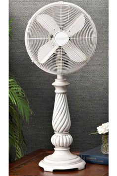 Providence Fan - Portable Fans - Home Accents - Tabletop  HomeDecorators.com