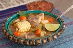 Caldo de Res (Beef Soup) - Muy Bueno Cookbook