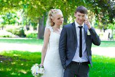 Hochzeitotos in Karlsruhe