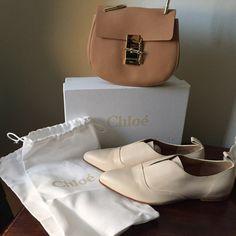 chloe handbags on poshmark