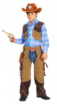 Dress up as a cowboy for only £17.42!