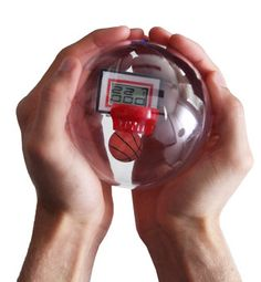 Play basketball inside a ball. Cool Gifts, Best Gifts, Gadget Gifts, Cool Gadgets, Diy Projects, Cool Stuff, Fun, Gift Ideas, Sewing
