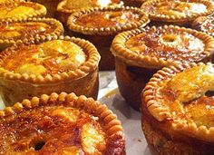The Travel Channel recently touted the pleasures of the stout little meat pies served at Pleasant House Bakery in Bridgeport. Order the (slightly) lighter mushroom-and-kale pie ($8 for an individual serving), or take home a variety of flavors--the produce is grown at the bakery's sister farm--to heat up at home. 964 W. 31st St.; 773-523-PIES or pleasanthousebakery.com       Read more: http://www.purewow.com/entry_detail/chicago/4391/Savory-treats-with-irresistible-crusts.htm#ixzz2IABTbumu