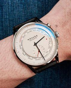 いいね!543件、コメント13件 ― Keith Tさん(@watchmedico)のInstagramアカウント: 「Don't timepieces like this Weltzeit invoke a sense of wanderlust? It certainly does for me.…」