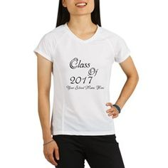 Class of 2017 Performance Dry T-Shirt