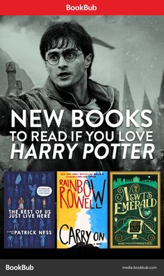 There will never be another Harry, Ron, and Hermione — but we're always looking for something to fill that gap in our hearts. Check out these books to read if you love Harry Potter.