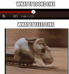 YouTube buffering