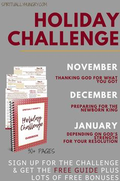 Enhance your holiday season this year as you spend a few minutes a day growing your relationship with God. Christian Families, Christian Faith, Christian Holidays, Gods Strength, Inspirational Bible Quotes, Christian Resources, Christian Parenting, Bible Verses, Faith Scripture
