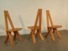 could you make these? S45 Elm Chairs by Pierre Chapo